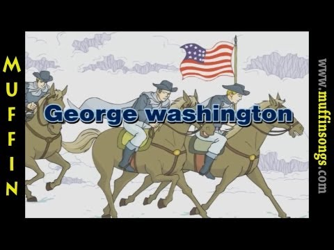 Muffin Stories - George Washington