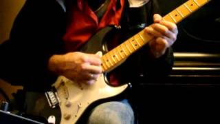 Power Of Soul (jimi hendrix/band of gypsys) (intro-rhythm guitar)