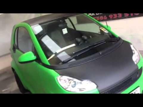 apple green smart car dip by youtube. Black Bedroom Furniture Sets. Home Design Ideas