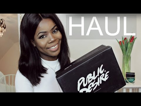 Collective Fashion Haul: Zara, Pretty Little Thing, Public Desire & More + Try Ons