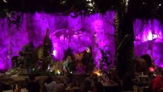ФАНТАСТИКА Disney World РЕСТОРАН T-REX МАМОНТЫ ДИНОЗАВРЫ