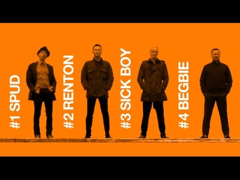 Wolf Alice - Silk  [T2 Trainspotting 2 Trailer Music Song]