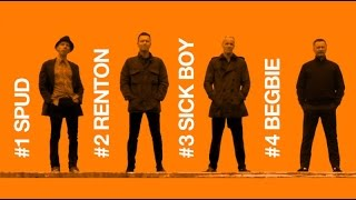 T2 Trainspotting 2 (2017) Trailer Music Song