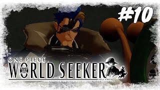 Lets Play One Piece World Seeker #10 /Wilde Roboter und Geheime Pläne/ Gameplay (PS4 Deutsch German)