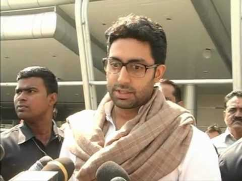 Abhishek Bachchan & Dr. Asthana Speak on Big Bs Health
