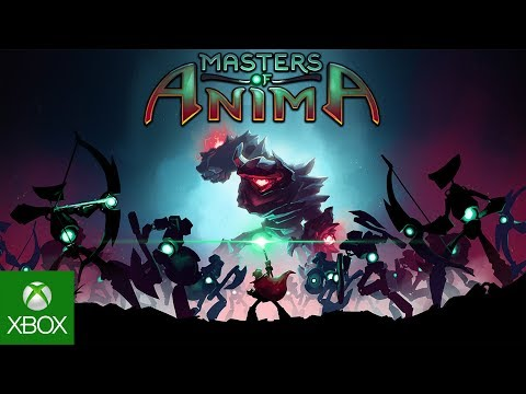 Masters of Anima - Gameplay Trailer