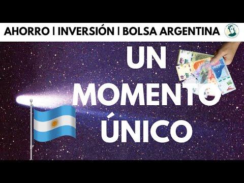 Una Oportunidad ÚNICA En La BOLSA ARGENTINA