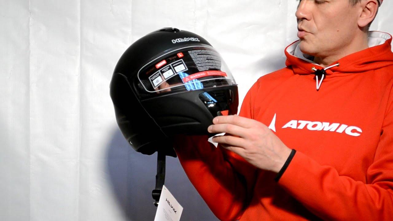 Снегоход. Как правильно подобрать размер снегоходного шлема - YouTube