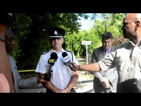 Police Launch Murder Investigation, Oct. 28 2011