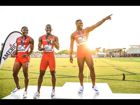 2018 American Outdoor Track and Field Championship Preview
