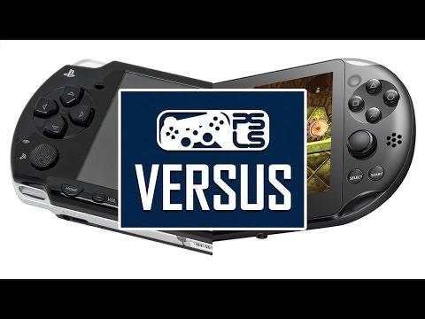 Versus - PSP vs. Vita