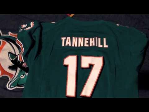 4147cb25d23 Jersey Review  NFL Nike Replica vs Reebok - Ryan Tannehill   Ricky  Williams