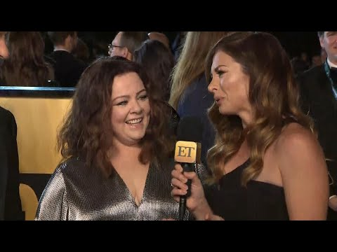 Melissa McCarthy Teases She Can't Host the Oscars for Fear She'd Say 'Inappropriate' and 'Weird' …