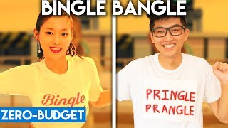 K-Pop with ZERO Budget for AOA _ Bingle Bangle 빙글뱅글 MV! We made a Zero-Budget parody of the new AOA video, let us know which song we should do ...