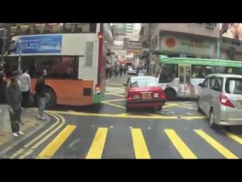 Hong Kong Car Accident 2013