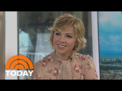 Carly Rae Jepsen: Voicing A Character In 'Leap' Was 'Like Playing A Video Game' | TODAY