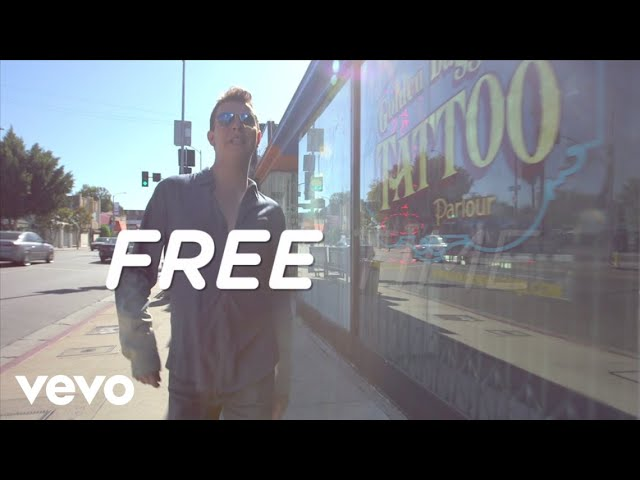 Ian Guerin - Free Time (Lyric Video)