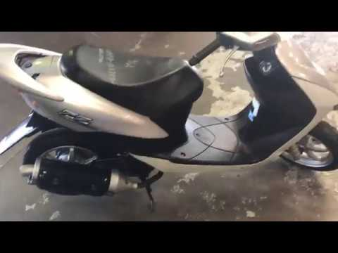 Скутер Suzuki ZZ Inch Up Sport CA1PA