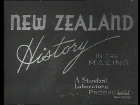 NEW ZEALAND HISTORY IN THE MAKING (1938) [Modified]