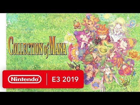 Collection of Mana  - Nintendo Switch Trailer - Nintendo E3 2019