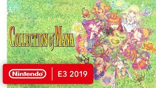 Download Collection of Mana  - Nintendo Switch Trailer - Nintendo E3 2019 Mp3 and Videos