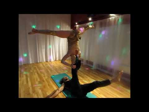 "Acrobatic Duo ""Confide in Me"". Animation sets"