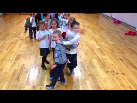 "Zumba for Kids ""Boogie Shoes (Glee Cast Version)"" Fan Video"
