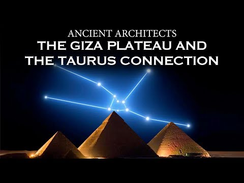 The Pyramids, The Sphinx And Taurus Connection: Rethinking The Giza Plateau | Ancient Architects