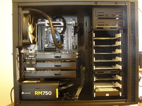 3DMark GeForce GTX970 - single, 2-Way SLI a 3-Way SLI