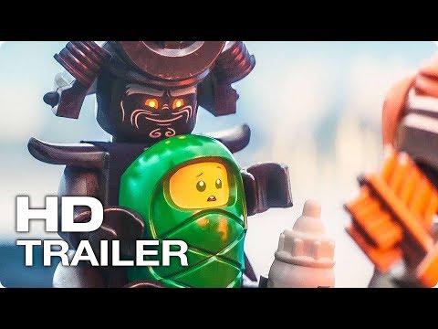 Лего мультфильм в кино 2017