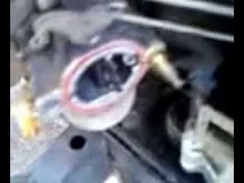 how to clean a carburetor on a riding mower