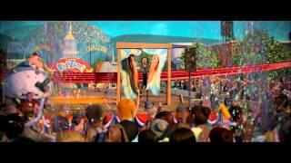 Terry Crews рекламирует мультфильм Облачно, возможны осадки в виде фрикаделек 2