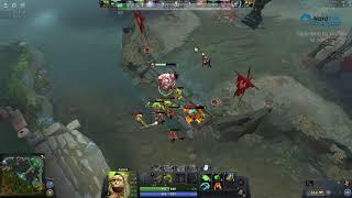 Dota 2 Wu Qi Gang - Sh*t-kids Ruining My Game