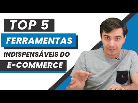 5 FERRAMENTAS INDISPENSÁVEIS PARA E-COMMERCE/LOJA VIRTUAL GRATUITAS!
