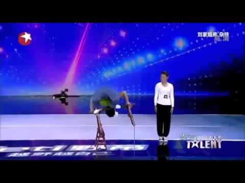 Performances living that many people in tears with emotion China's Got Talent