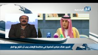 عز العرب: الدول الغربية تحاول الحفاظ على جميع الدول  لاعتبارات سياسية واقتصادية