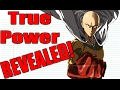 How Strong is Saitama? (One Punch Man)