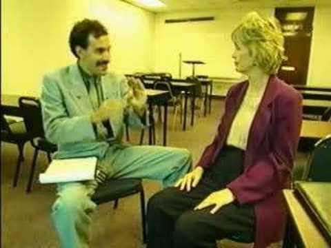 Borat guide to dating for men 7