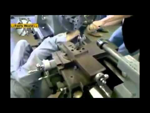 Metal shop lathe fail