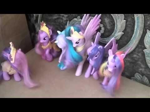 Картинки игрушки принцесса каденс