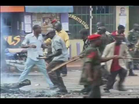 Paul Ndiho -- Calm restored in Uganda's capital Kampala.