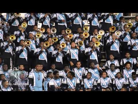 Boombox Classic (Jackson v.s. Southern) - Trombone Battle - 2015