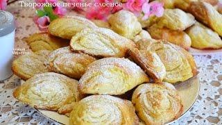 🔴Творожное печенье -простой, лёгкий и вкусный рецепт