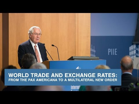World Trade and Exchange Rates: From the Pax Americana to a Multilateral New Order