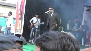 Aureole 16 Stebin Ben Live |khabhi jo badal barse| Jec Jabalpur