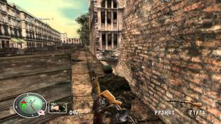 Sniper Elite 1 (2005) PC Gameplay HD 1080p Primera msisión