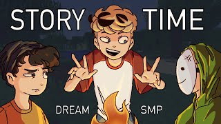TommyInnit, Wilbur Soot & Dream tell incredible stories on Dream SMP""