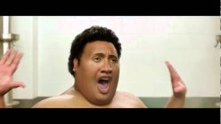 The Rock - Fat - Funny - Central Intelligence Movie - June 17th 2016