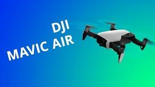 Drone DJI Mavic Air: portátil e poderoso [Análise / Review]