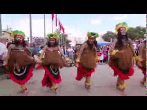 Tari Kreasi Yospan (Yosim Pancar) - Papua (Afyonkarahisar Folk Dance Festival)